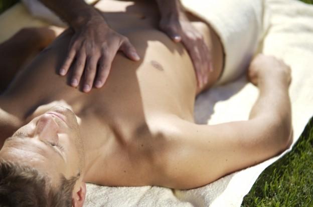 massaggio per lui