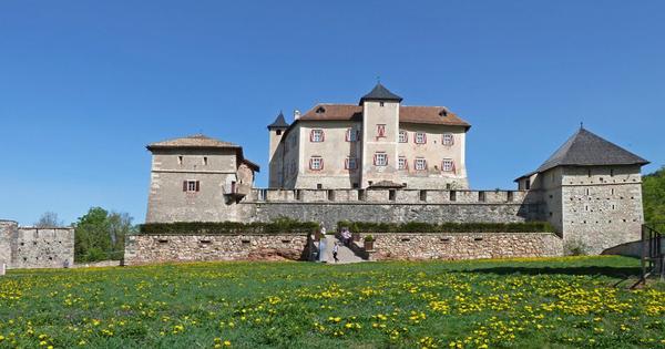 castles in Trentino