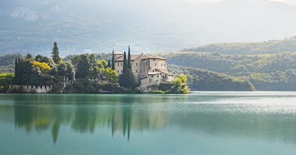 romantic castles in Trentino