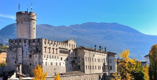 visiting castles in Trentino