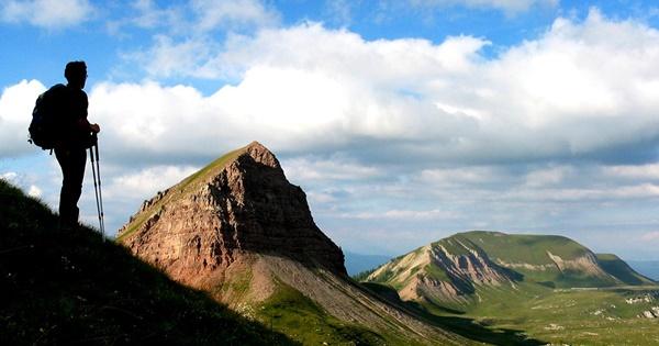 montagne adamello brenta