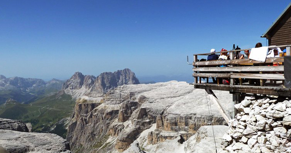 best day hikes in the Dolomites