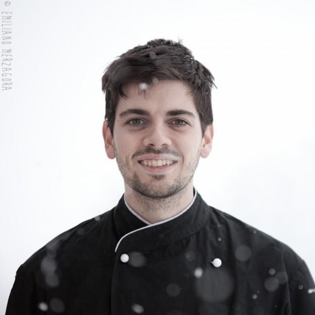 ecco il nostro Chef il mio cuginetto Mattia