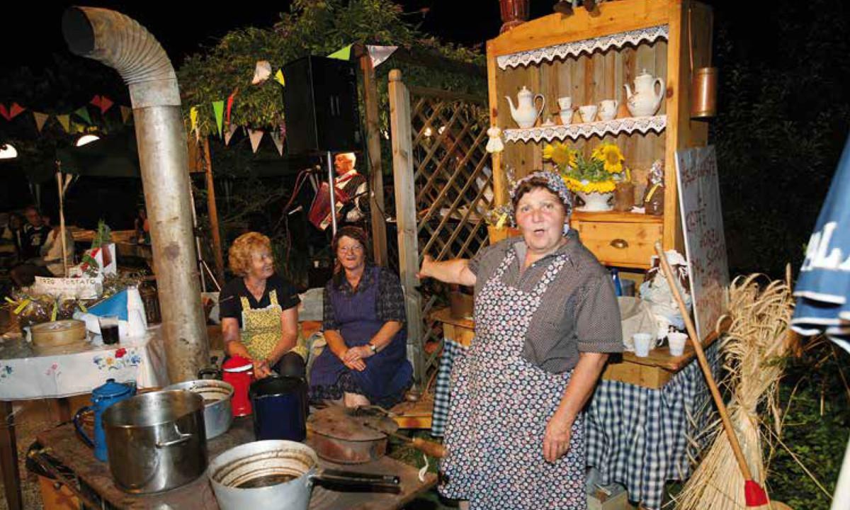 La Festa dei Vouti di Coredo è tra gli eventi più attesi dagli abitanti di Predaia e dai turisti