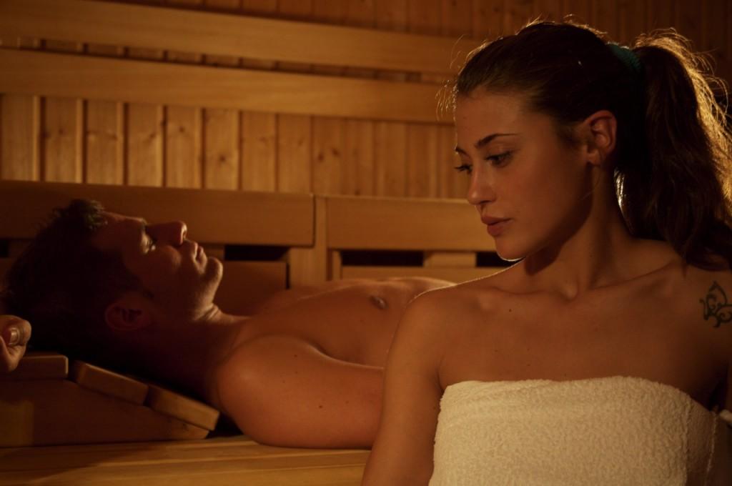 Avete mai provaRo la Sauna alle erbe alpine