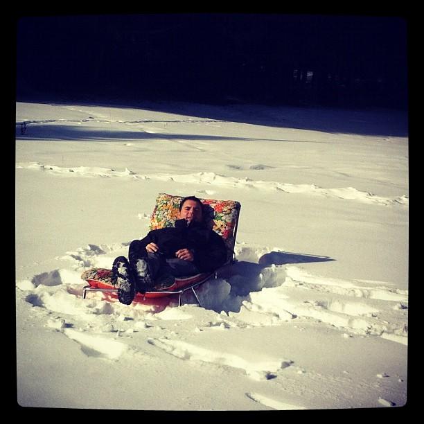 Relax sulla neve anche questo è val di non in inverno