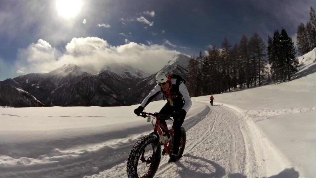 E giù a capofitto sulla Neve!