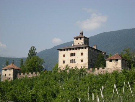 Il castello di Nanno in Val di Non