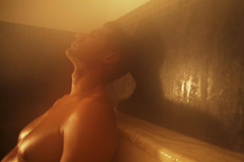 relax e scub nel vapore del nostro bagno turco