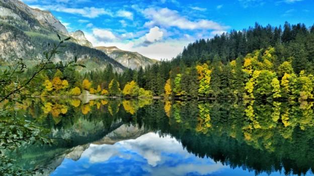Lago di Tovel Dolomiti di Brenta