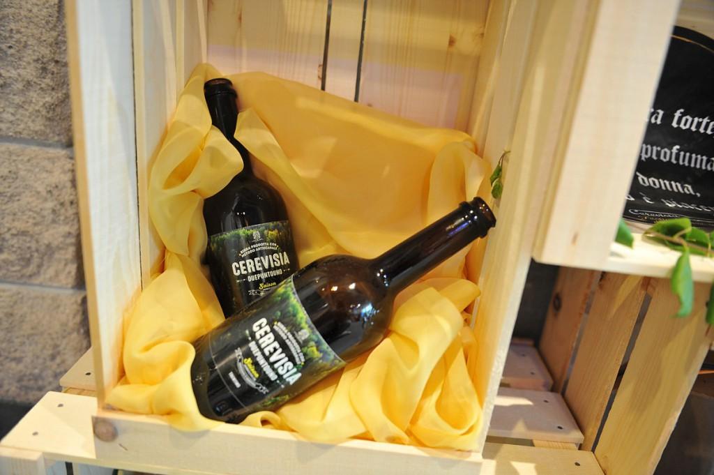 Cerevisia anteprima del festival delle birre artigianali al Pineta Naturalmente