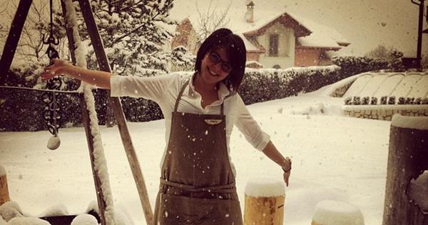 nevicata abbondante al pineta hotels