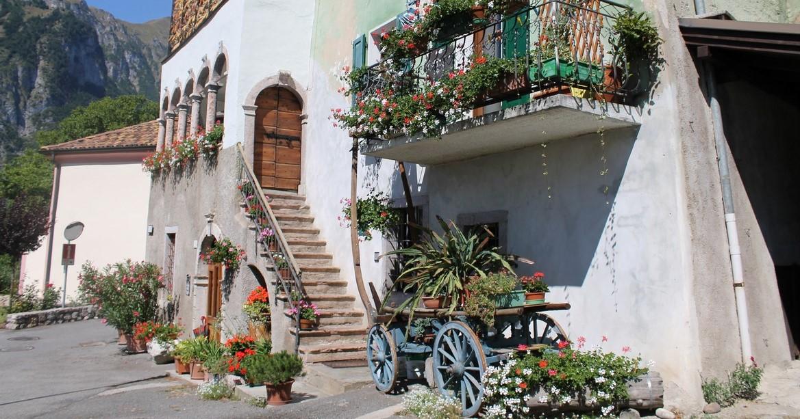 borgo san lorenzo in banale