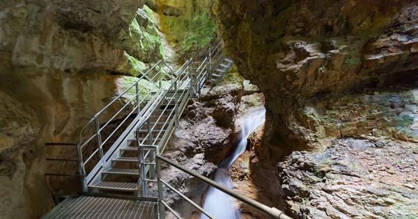 canyon rio sass percorso