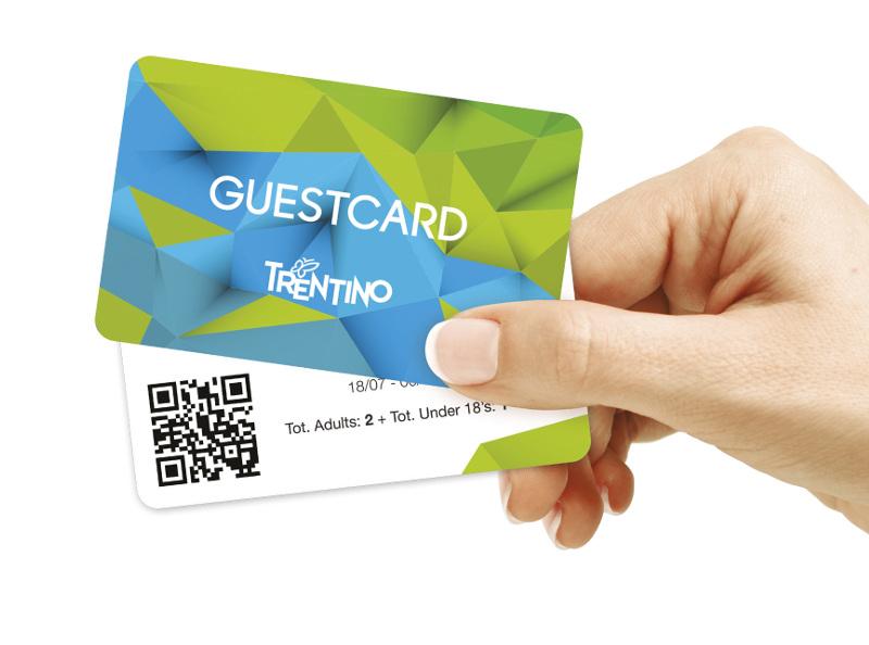 Trentino Guest Card per spostarsi in Trentino