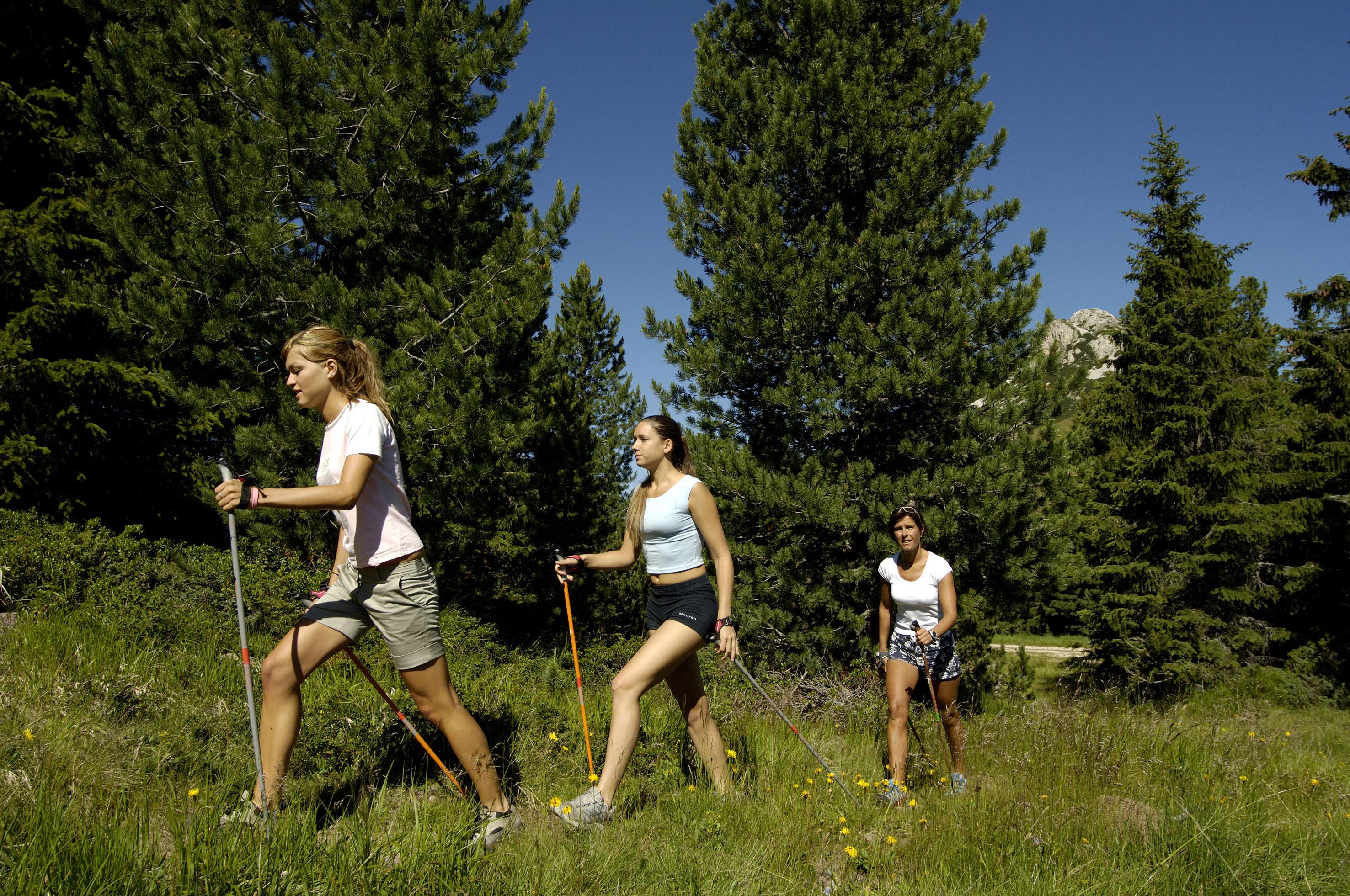 Spostarsi in Trentino a piedi