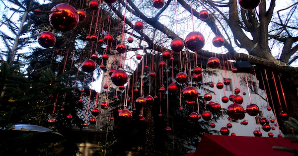 Bolzano mercatini di Natale green