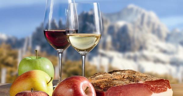 Trentino Alto Adige food