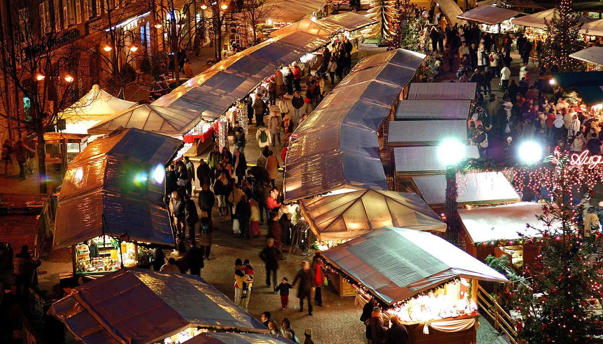 Image of Christmas Market in Mezzocorona
