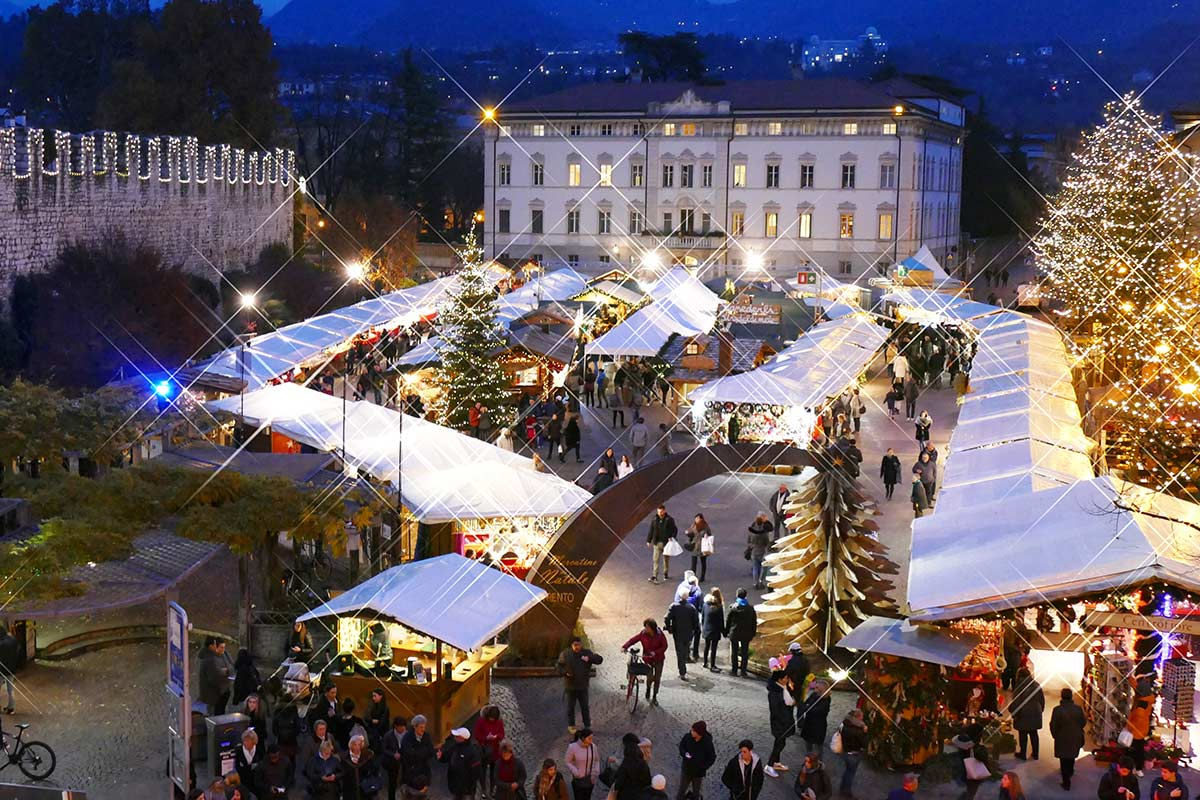 Christmas Market of Trento is one of the most important in Italy (ph. L. Franceschi, betraveller.it)