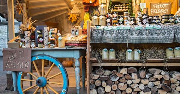 Christmas markets Trentino Alto Adige