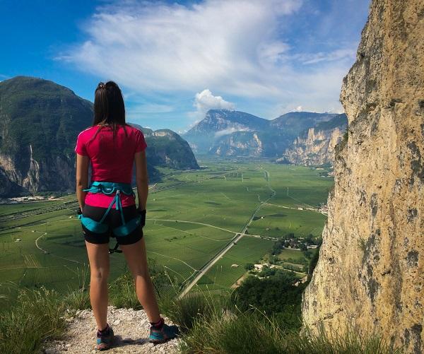 Terrazza panoramica sulla Val d'Adige