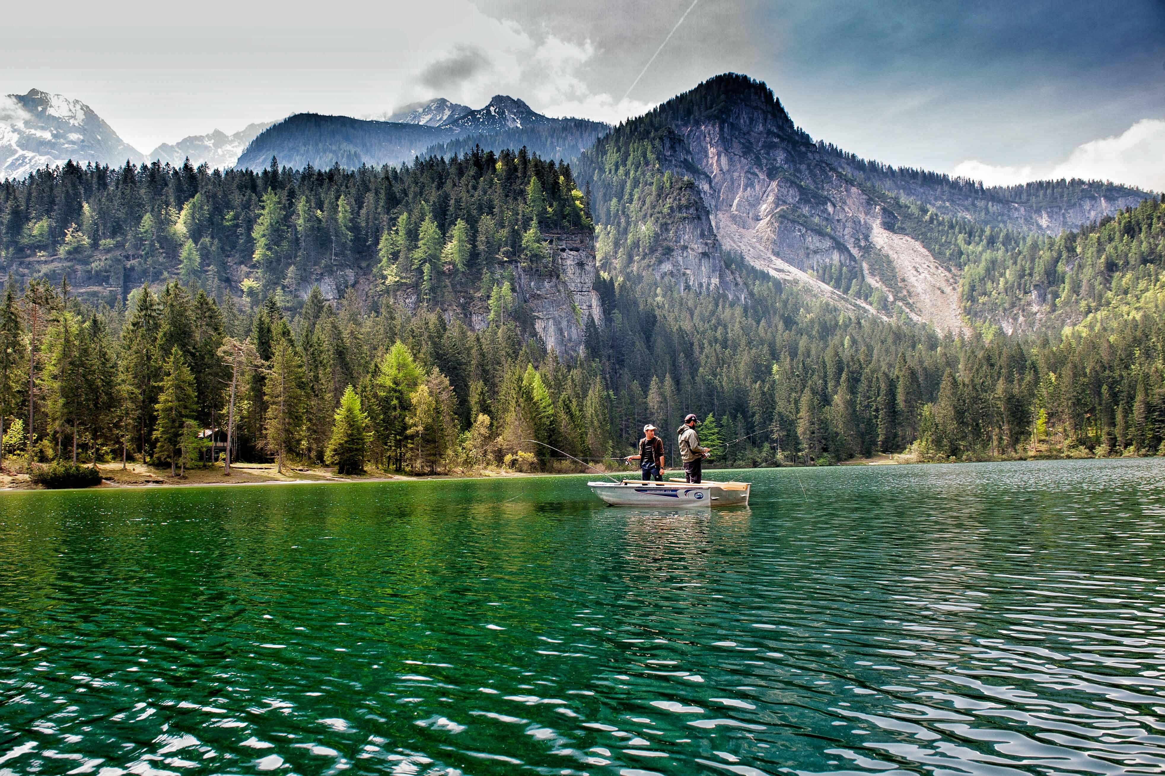 Vacanza pesca Trentino Alto Adige: super offerta al Pineta ...