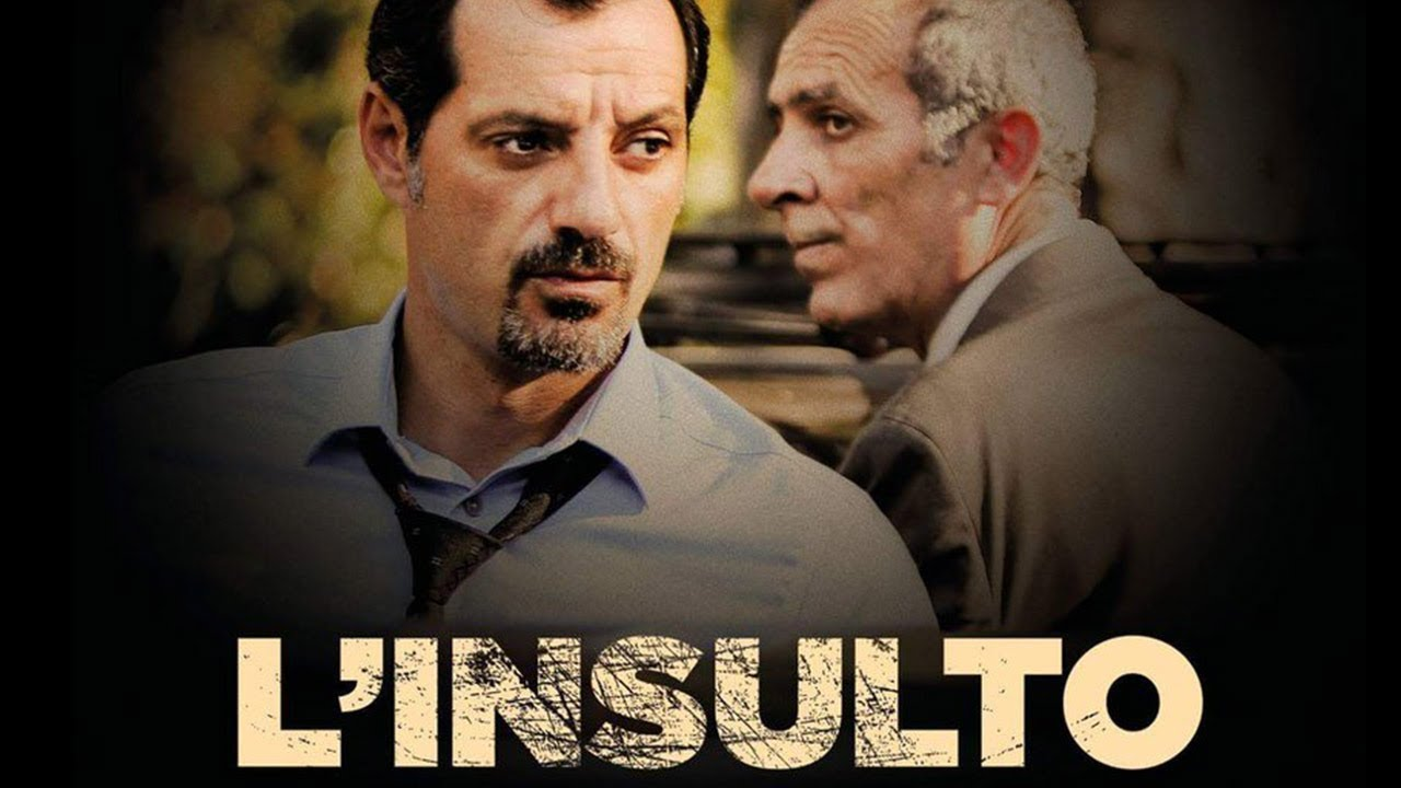 """Cover image de """"L'insulto"""", un film franco - libanese girato nel 2017"""