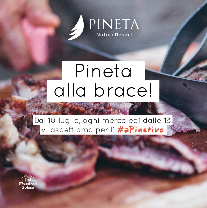 Pineta alla Brace vi aspetta tutti i mercoledì dell'estate - Trentino-barbecue