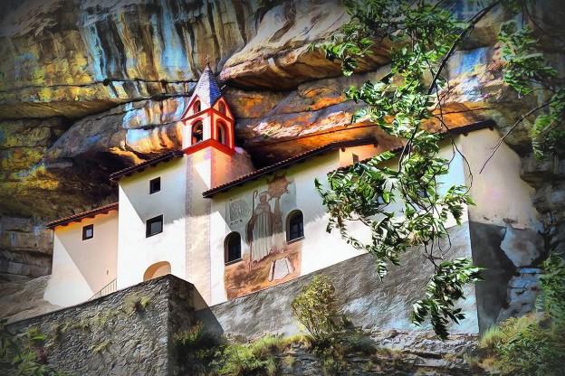 eremo San Colombano