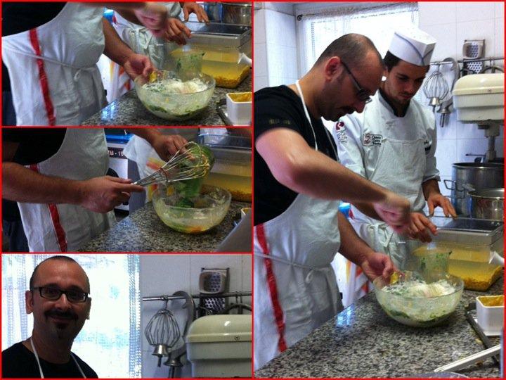 Il corso di cucina dove si impara a fare gli Spatzly