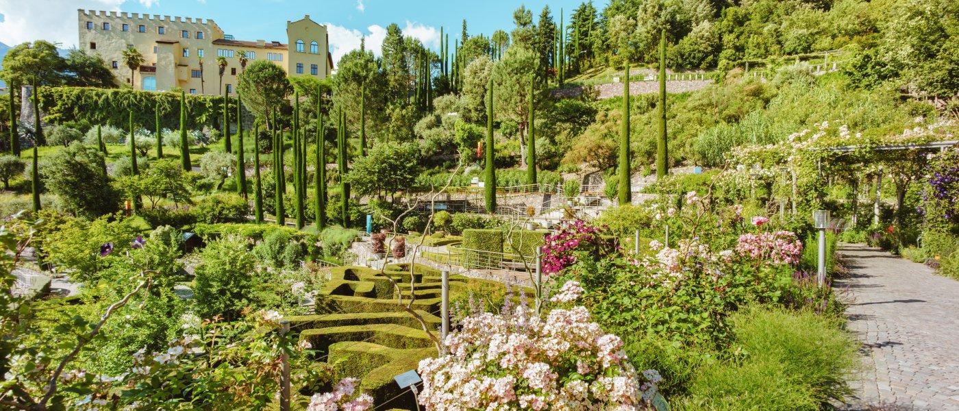 Giardini di Castel Trauttmansdorff (Garten von Schloss Trauttmansdorff)