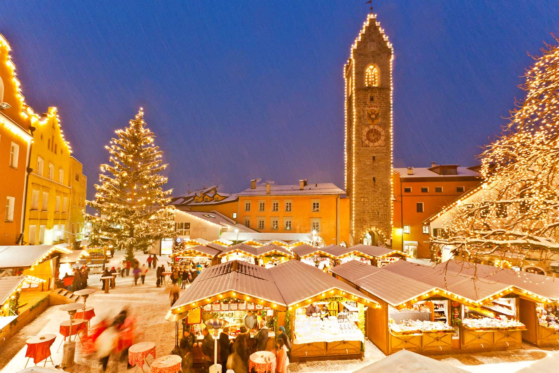 Mercatini Di Natale Trento 2020.Mercatini Di Natale Trentino 2019 2020 Calendario Date E Offerta
