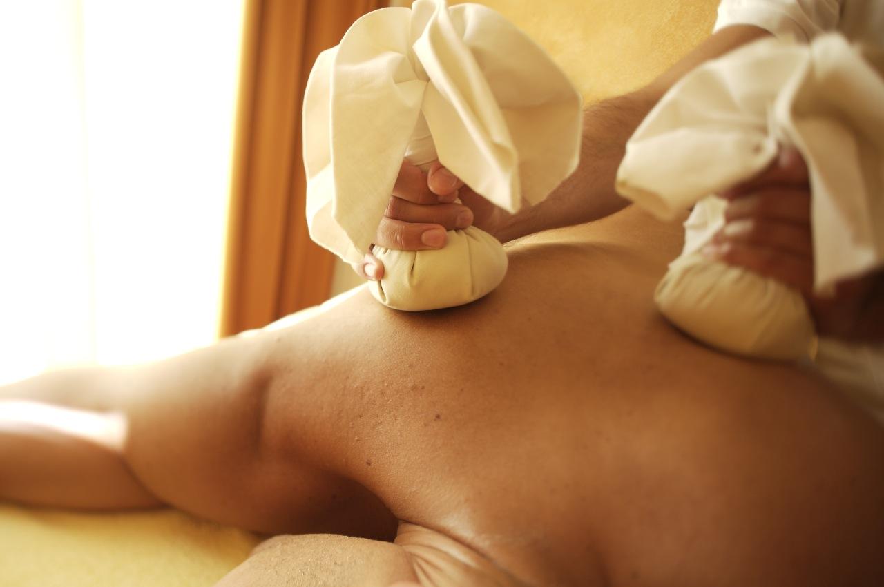 Prova un massaggio rilassante Pineta Sveda