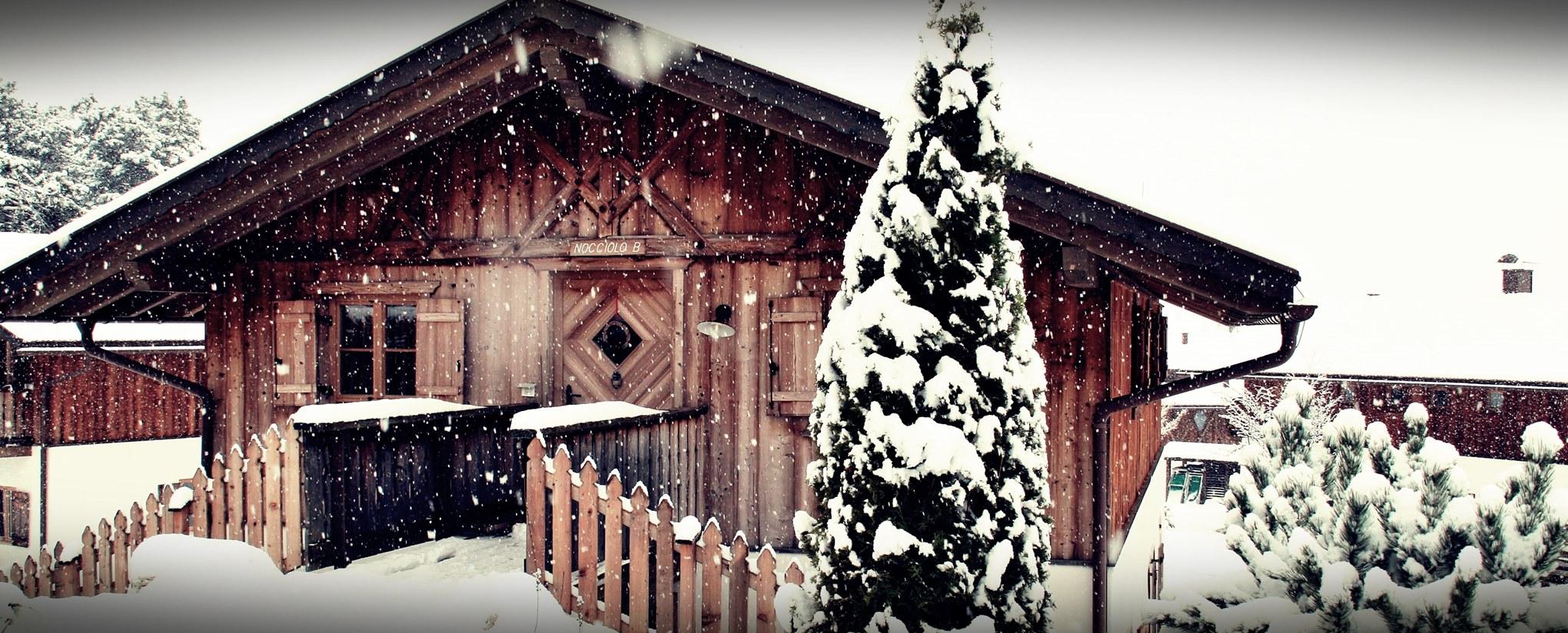 Chalet romantico Trentino per due: weekend da sogno in baita