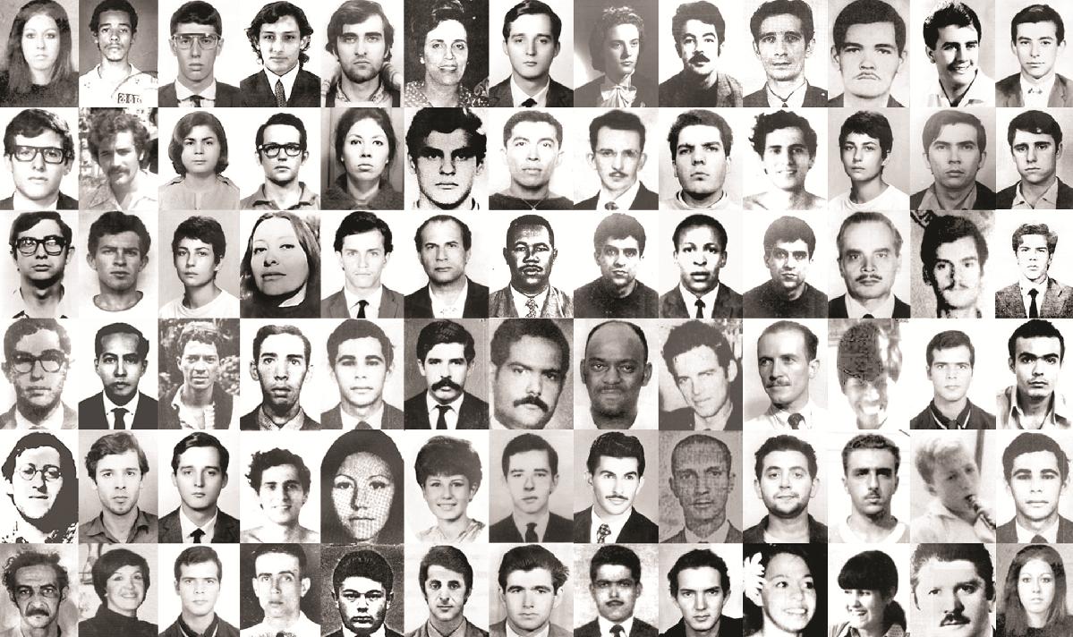 I desaparecidos sono le persone scomparse per motivi politici e sociali in tutto il mondo. Questo termine divenne tristemente famoso durante la dittatura di Jorge Videla in Argentina tra il 1976 e il 1981