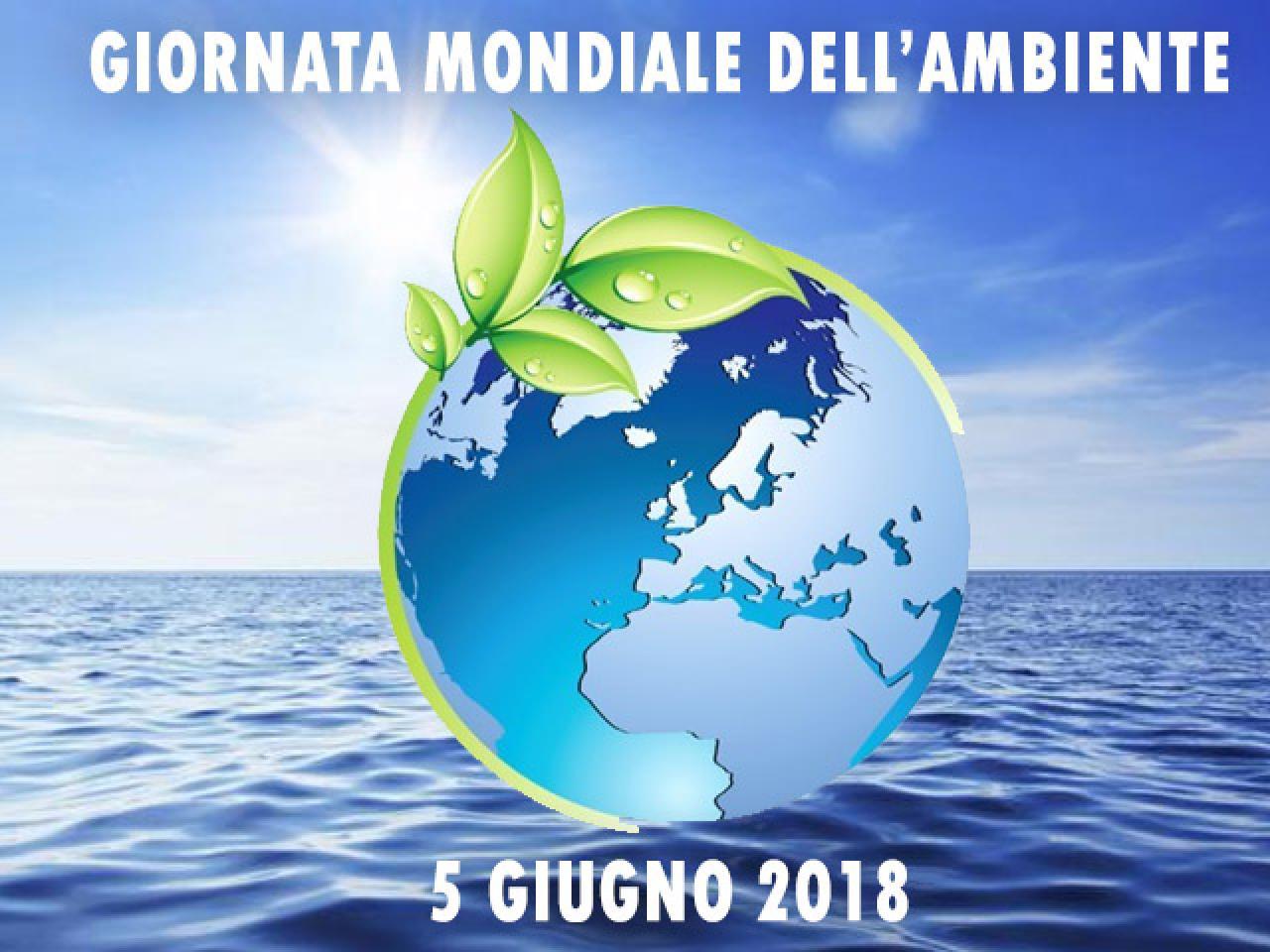 Il 5 giugno festeggeremo la Giornata Mondiale dell'Ambiente ... facciamo qualcosa di buono per il nostro pianeta !!!