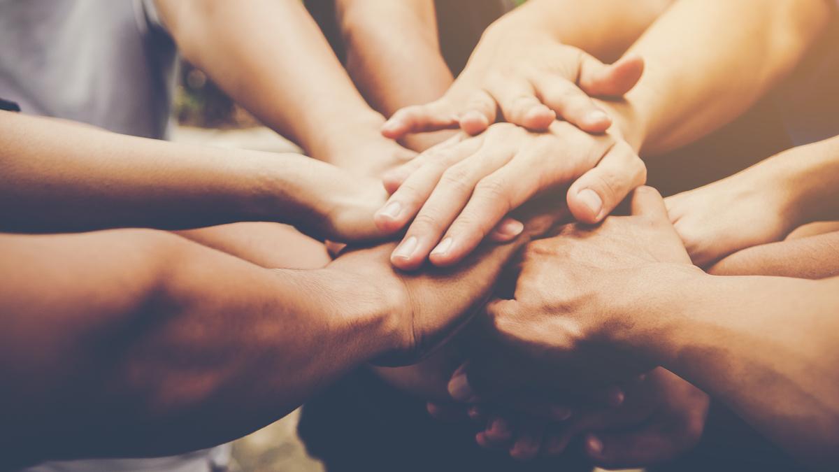 L'unione fa la forza ... festeggiamo con i nostri amici la Giornata Mondiale dell'amicizia