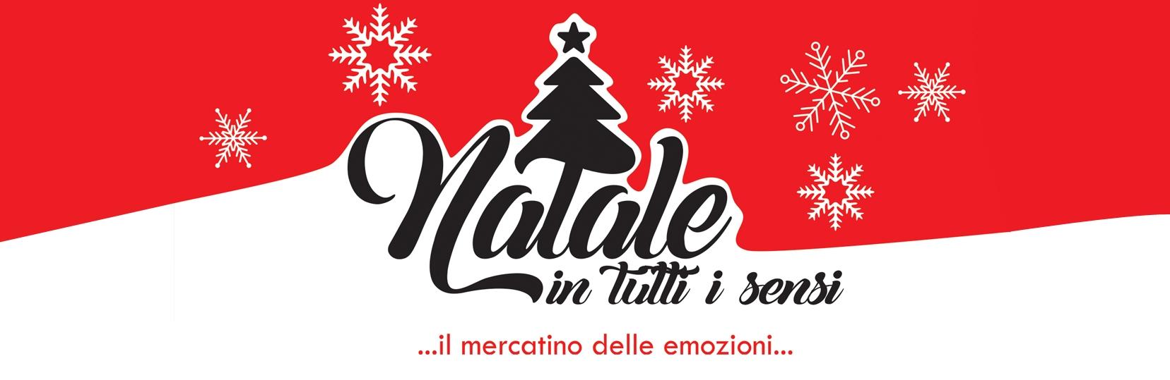 Logo dedicato all'evento dei Mercatini natalizi a Fondo