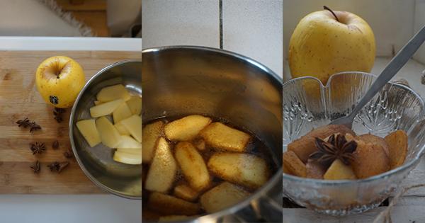 Mele cotte ricetta del Pineta