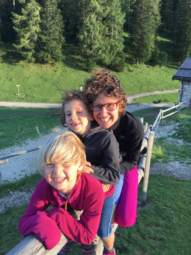 Festa della mamma in montagna, in Trentino, al Pineta