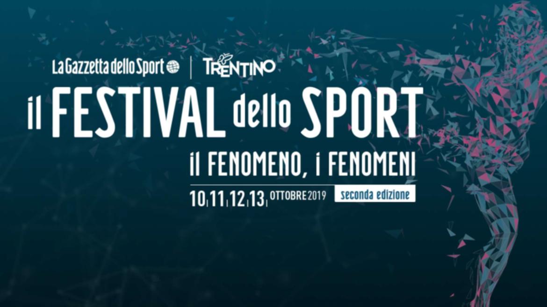 Logo del Festival dello Sport 2019