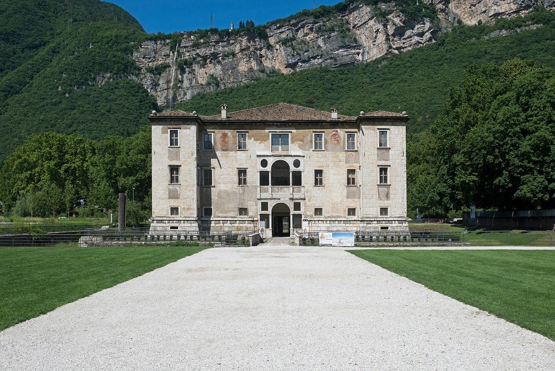 Palazzo delle Albere a Trento, edificato nel XVI secolo