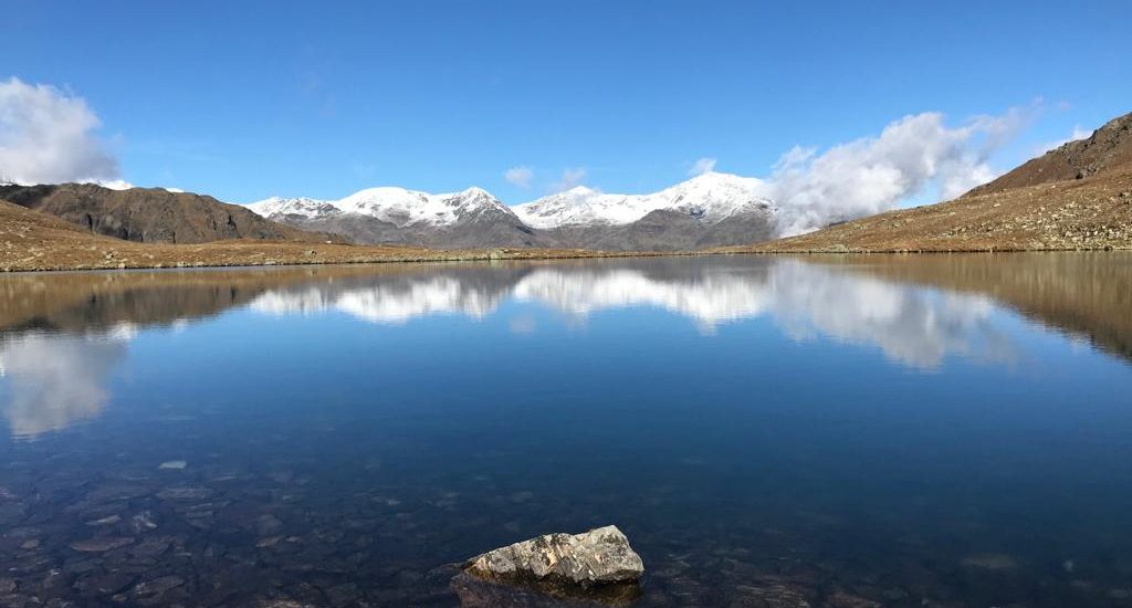 lago Trenta sulle maddalene