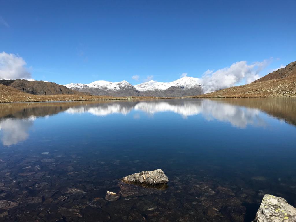 lago Trenta sulle Maddalene: Week end in Montagna