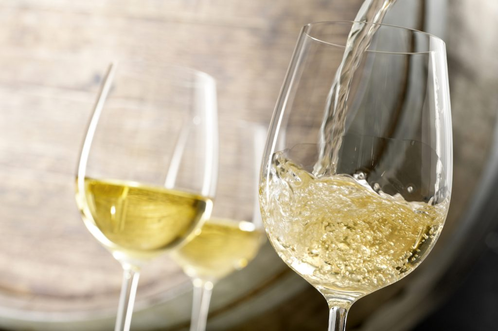 Vini bianchi Trentini