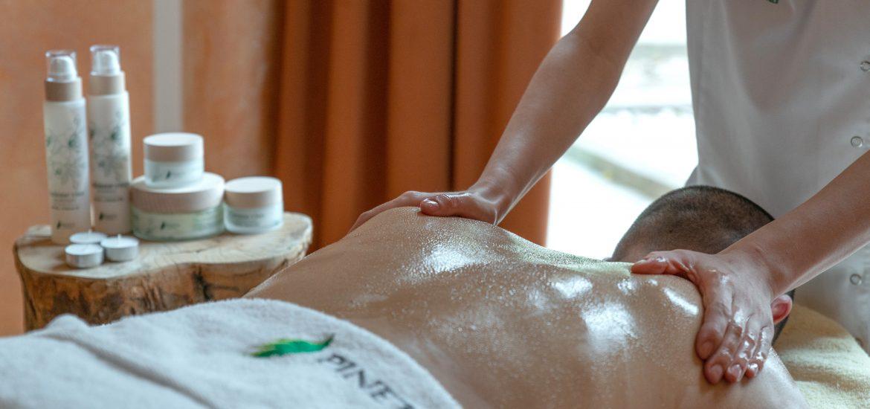 Massaggio Relax in SPA