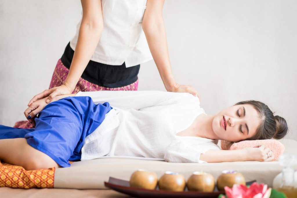 PineThai Massage Outdoor 1