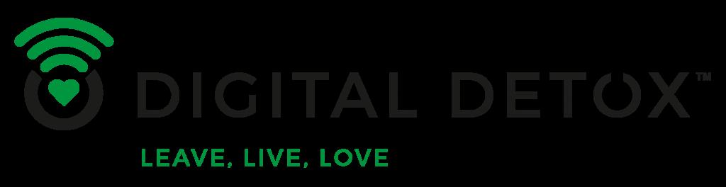 Logo DIGITAL DETOX Orizzontale