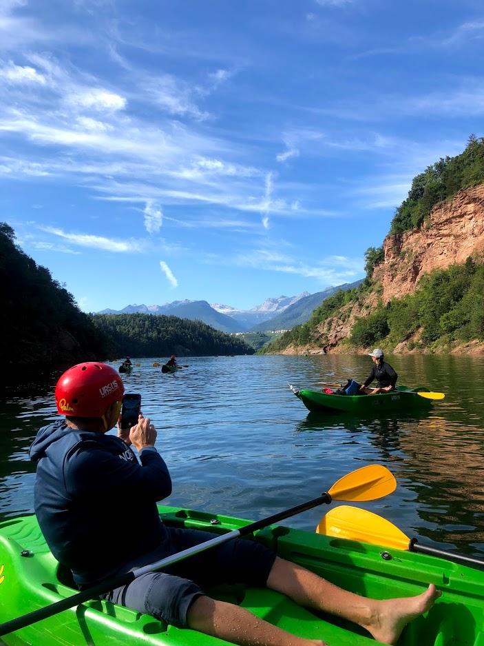 panorami-canoa-lago-santa-giustina-valdinon